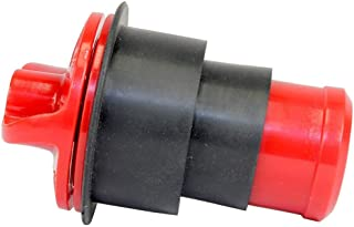DANCO PlugAll Mechanical Test, Seal & Cleanout Pipe Plug | For Drains & Clean-outs | Fits 1-1/2 inch and 2 inch pipes | DWV Testing (10839) (Renewed)