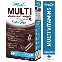 60 Count YumVs Complete Sugar-Free MultiVitamin Chewables