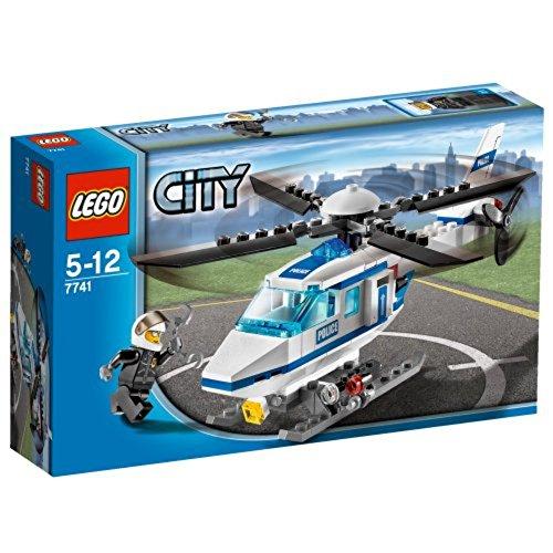 LEGO City 7741 - Polizei Hubschrauber