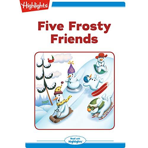 Five Frosty Friends copertina