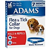 Adams Flea and Tick Collar For Dogs