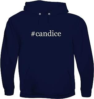 #candice - Men's Hashtag Soft & Comfortable Hoodie Sweatshirt Pullover