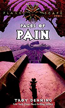 Pages of Pain (Planescape) by [Troy Denning]