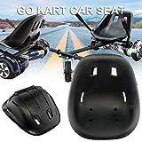 wawoo Hoicenja Balancing Vehicle Seat for Drift Trike Racing Go Kart Black Auto Drifting Replacement Seat Drift Fitting eco - Friendly