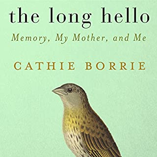 The Long Hello audiobook cover art
