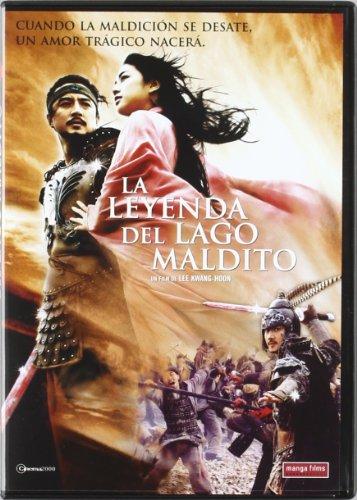 La Leyenda Del Lago Maldito (Import Dvd) (2008) Jeong Jun-Ho; Kim Hye-Ri; San
