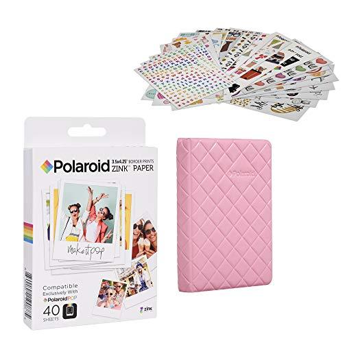 Polaroid Premium Zink Papier Sticker Kit 3,5 x 4,25 inch