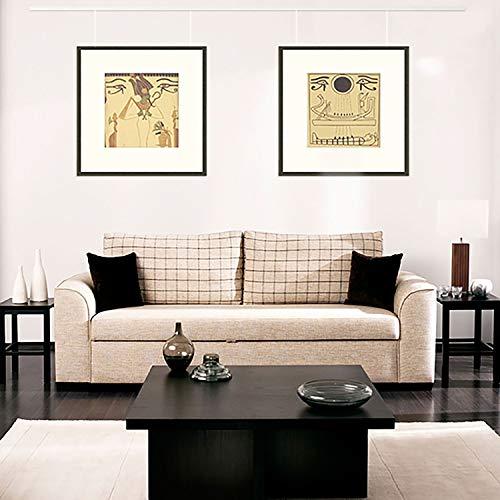 hang-it 4 Meter Bilderschienen Galerieschienen - Komplett Set in Silber
