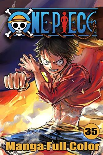 Full Color manga For Manga Lovers: One Piece Manga Volume 35 (English Edition)