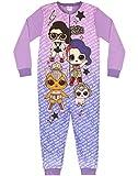 Vanilla Underground LOL Sorpresa muñeca Funcionamos Onesie púrpura de los niños de la niña Mundial...