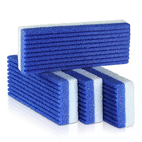$3.49 2 in 1 Pumice Stone for Feet 4 Pack Clip the Extra 10% off Coupon & use promo code: 2AOBDX43