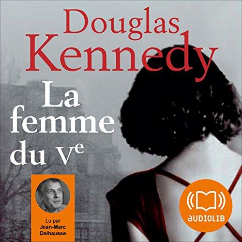 La femme du Vème audiobook cover art