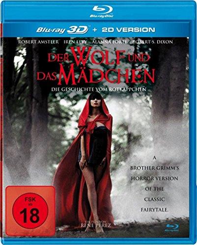 Rotkäppchen [3D Blu-ray] [Special Edition]