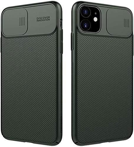 Nillkin iPhone 11 Pro Case, Slim Stylish Protective Case with Sliding...