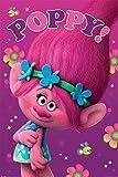 Trolls Poster Poppy! (61cm x 91,5cm) + 1 Traumstrand Poster