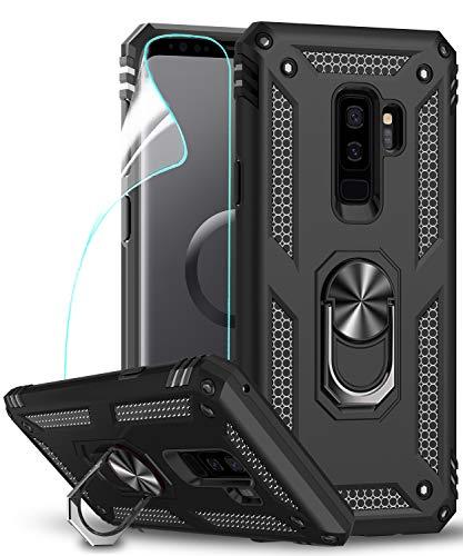 LeYi Funda Samsung Galaxy S9 Plus Armor...