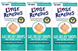 Little Remedies Baby Gas Drops, 1 oz, 3 Pack