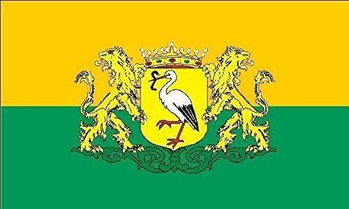 U24 motorfiets vlag Den Haag vlag vlag 20 x 30 cm