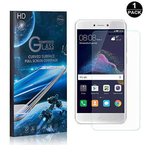 9H Hardness Tempered Glass Screen Protector Film for Huawei Mate 10 Lite 2 Pack Anti Fingerprint Easy Installation Bear Village Screen Protector for Huawei Mate 10 Lite