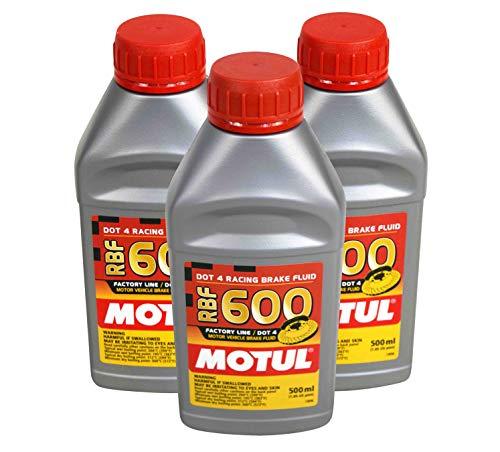 Motul MTL100949 8068HL RBF 600 Factory Line Dot-4...