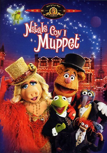 Locandina Muppet - Natale Con I Muppet