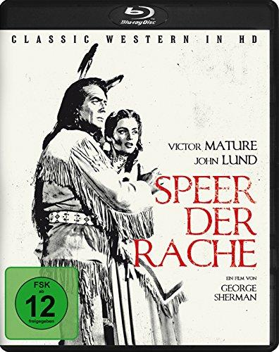 Der Speer der Rache - Classic Western - HD Remastered [Blu-ray]