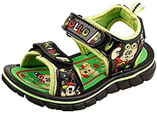 HOT DOG Children Green EVA Sandal HD-01 Green (7)