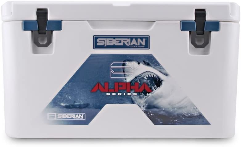 Be super welcome Siberian Coolers Alpha Pro Surprise price Series 65 White Quart in Bear Resista