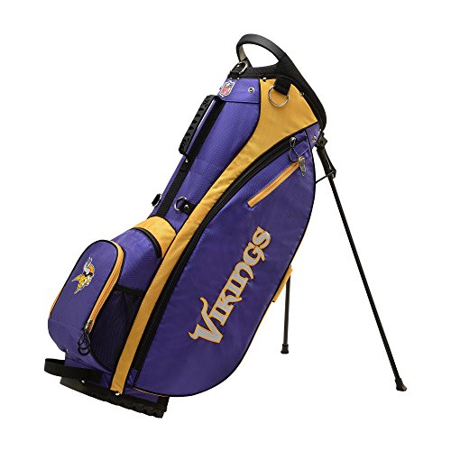 Wilson Minnesota Vikings Golf Carry Bag