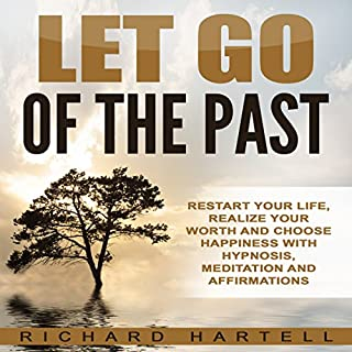 Let Go of the Past audiobook cover art