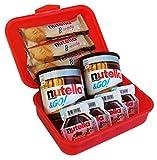 Regalo Lunch Box con Nutella Ferrero specialità 221g