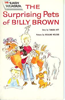 Paperback The Surprising Pets of Billy Brown (Wonder Books, Easy Reader) Book