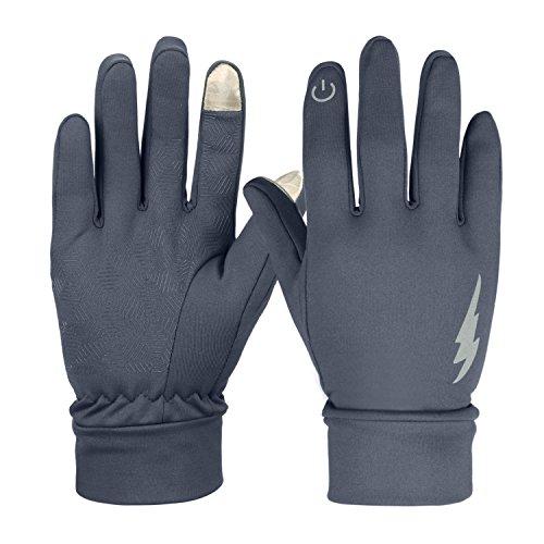 HiCool Touch Screen Gloves - Guantes de pantalla táctil para hombre y mujer