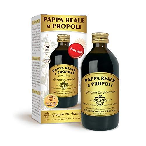Dr. Giorgini Pappa Reale E Propoli - 200 ml