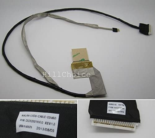 wangpeng LCD Video Screen Cable For L L670 Toshiba Satellite Max 72% supreme OFF Pro
