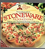Pampered Chef Stoneware Sensations