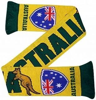 Australia Rugby & Soccer Fans Scarf