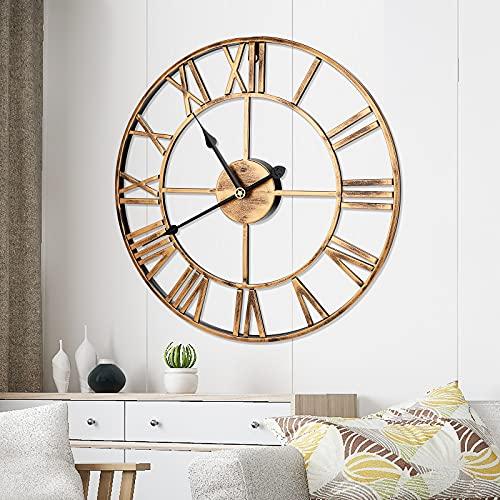 Relojes De Pared Vintage Grandes relojes de pared  Marca FOGARI