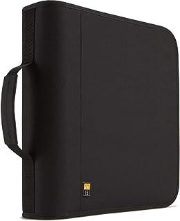 Case Logic CD/DVD Binder Holds 208 CDs, Nylon