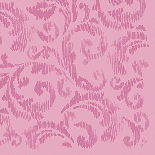 Duni Dunilin Servietten Saphira Soft Violet 40x40 1/4 Falz 45 Stück, Motivservietten 40x40