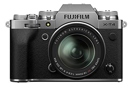 Fujifilm X-T4 Mirrorless Digital Camera XF18-55mm...