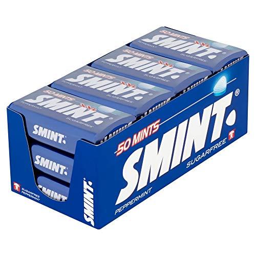 SMINT suikervrije tandverzorging - mintpastilles