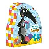 Ma boîte puzzle Loup - 54 pièces