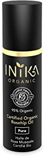 INIKA Certified Organic Pure Rosehip Oil, Natural & Organic Skincare, Hydrating, Nourishing, Antioxidant, All Skin Types, ...