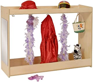 Steffy Wood Products Dress Up Storage