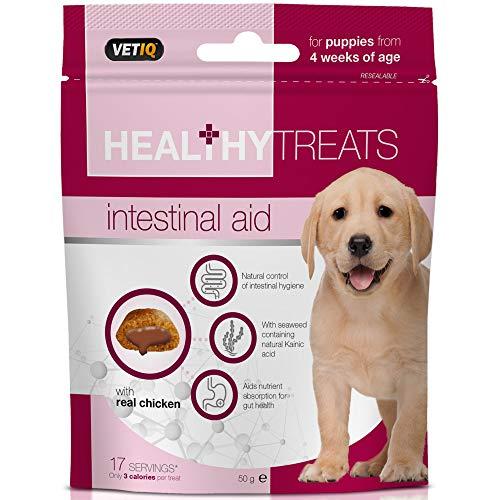 VetIQ Intestinal Aid for Puppies, 4x50g