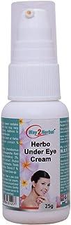 Way2Herbal Herbo Under Eye Cream - 25g - Pack of 5