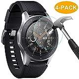 CAVN Compatibile con Samsung Galaxy Watch 46mm Pellicola Protettiva [4-Pacchi], Gear S3 Protezione...