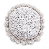 Bouchon de remplissage: coton mémoire Taille: 45x45cm Ils peuvent être utilisés comme coussin, oreiller, ou simplement comme une peluche pour vous exprimer Luxe apporte à votre accueil, salons, chambres, bureaux, etc.. Idéal pour une utilisation à ... [Méridienne]