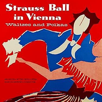 Strauss Ball in Vienna